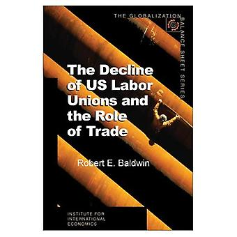 The Decline of U.S. Labor Unions and the Role of Trade (The Globalization Balance Sheet Series)