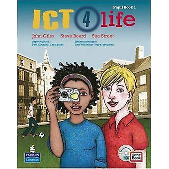ICT 4 Life Year 7: Students' ActiveBook (Book + CD)