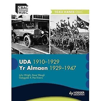 WJEC GCSE Geschichte: Den USA 1910-1929 und Deutschland 1929-1947
