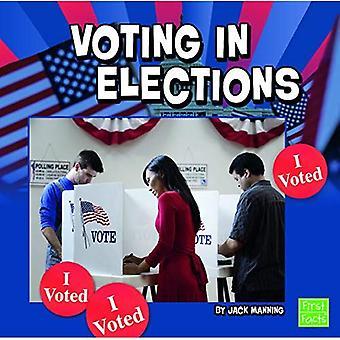 Stemmen bij verkiezingen (onze regering)