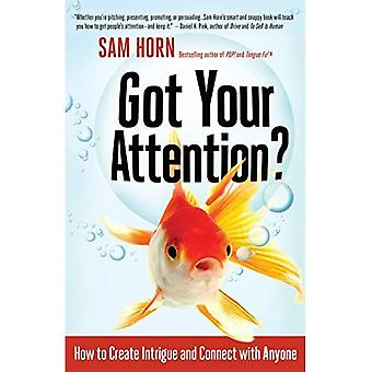Got Your Attention?: How to Create Intrigue and Connect with Anyone
