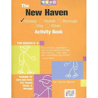 The New Haven County Connecticut Activity Book