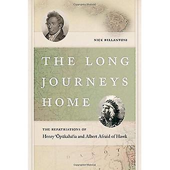 La maison de voyages Long: Les rapatriements de Henry ' Opukaha'ia et Albert peur de Hawk (le Connecticut Driftless série & grenat livres)