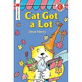 Kat Got alot: (Niveau C 6 x 9)