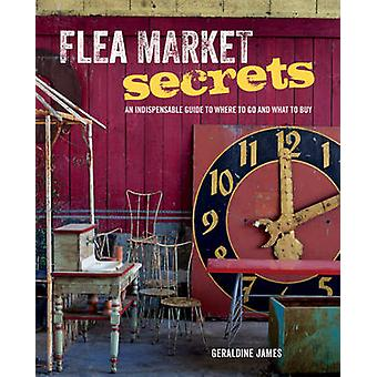 Flea Market Secrets - An Indispensable Guide to Where to Go and What t