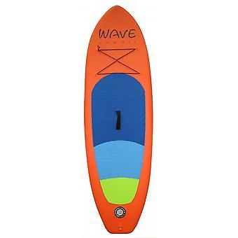 Onda hawaii bambini gonfiabile Stand Up PaddleBoard, ISUP 7'4