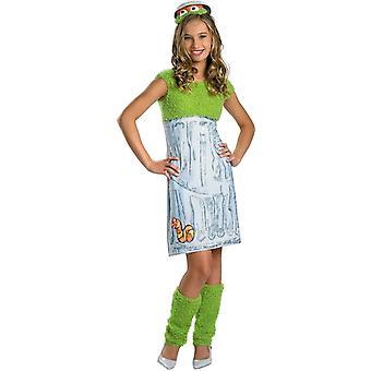 Oscar Sesame Street Child Costume