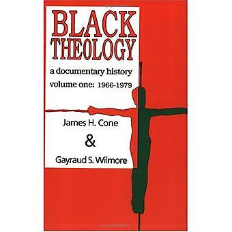 Black Theology: 1966-1979 v. 1: A Documentary History