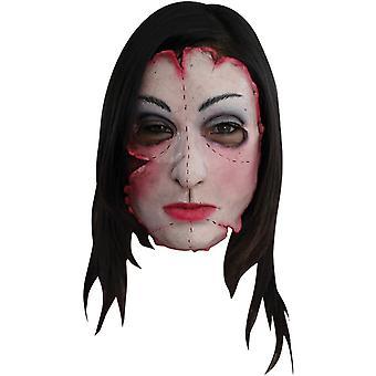 Serienmörder 16 Latex Gesicht für Halloween