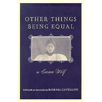 Other Things Being Equal by WOLF & EMMA