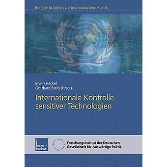 Internationale Kontrolle sensitiver Technologien by Hckel & Erwin