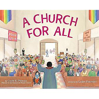 A Church for All by Gayle E Pitman - 9780807511794 Book