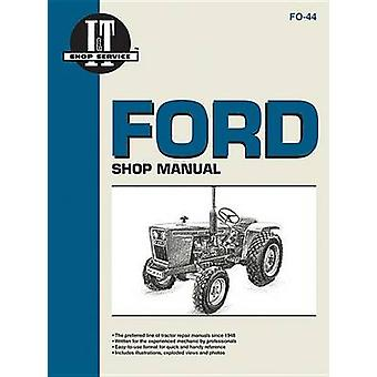 Ford Shop Service Manual - Models 1200/1300/1500/1700/1900/2110 and '1