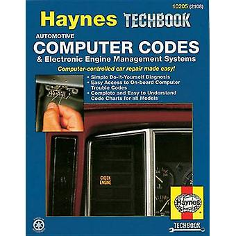 Automotive Computer Codes and Electronic Engine Management Systems Ma