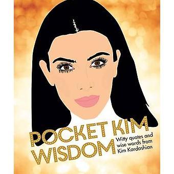 Pocket Kim Wisdom - 9781784880606 Book