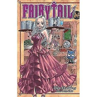 Fairy Tail 14 by Hiro Mashima - 9781935429333 Book