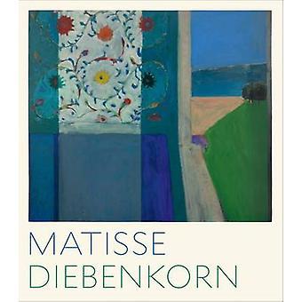 Matisse/Diebenkorn - 9783791355344 Book