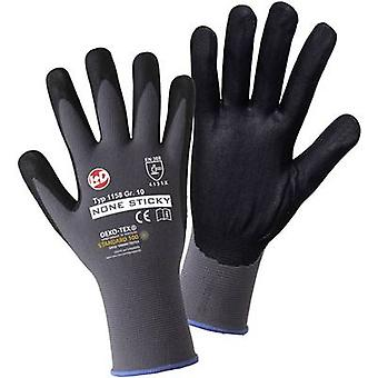 Nylon Protective glove Size (gloves): 9, L EN 388:2016 CAT II L+D worky FOAM Nylon NITRILE 1158 1 pair