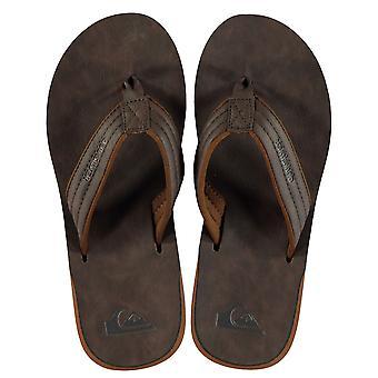 Quiksilver Mens Summer Shoes Outdoors Carver Nubuck