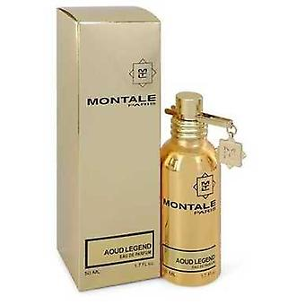 Montale Aoud Legend By Montale Eau De Parfum Spray (unisex) 1.7 Oz (women) V728-543308