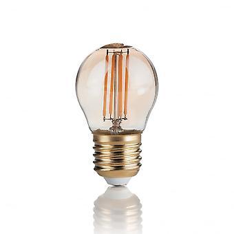 Ideal Lux Light Bulb Vintage E27 3.5W Sfera