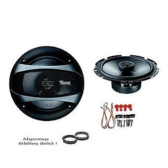 Fiat Bravo, Lautsprecher Einbauset vorne