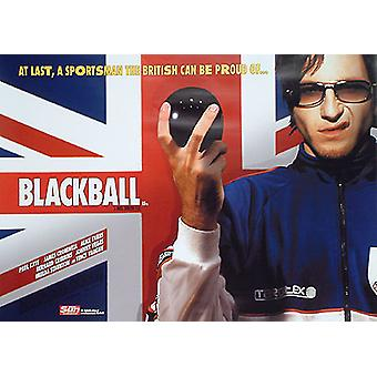 Blackball (Double Sided) Original Cinema Poster