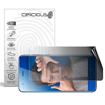 Celicious Privacy 2-Way Landscape Anti-Spy Filter Screen Protector Film Compatible with Honor 9