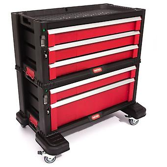 Keter 5 Drawer Portable Tool Box (Diy , Tools , Inventory Systems , Storage)