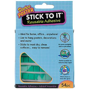 Stick To It Reusable Adhesive -.375