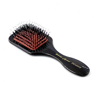 Hercules Mini Paddle Boar Bristles & Nylon Hair Brush