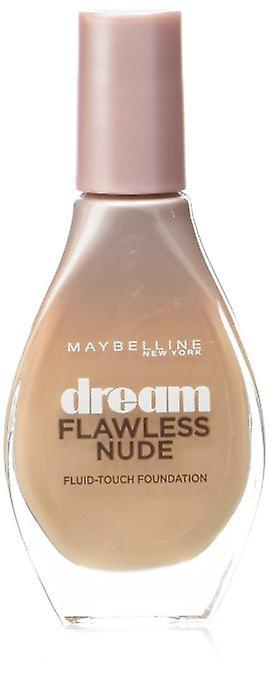 2x Maybelline New York Dream Flawless Nude Foundation 20ml Sealed - Choose Shade