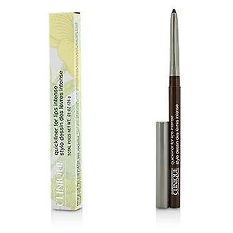 Clinique Quickliner For Lips Intense - #03 Intense Cola - 0.26g/0.01oz
