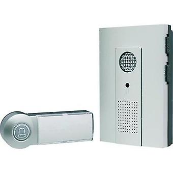 Wireless door bell Complete set with nameplate ELRO DB286A