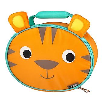 Thermos Forest Friends Tiger Food Packing Travel Insulated Kids Lunch Pack Kit