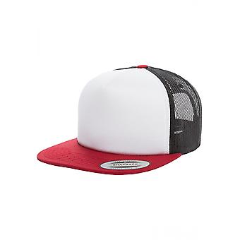 Urban Classics Cap Foam trucker with white front