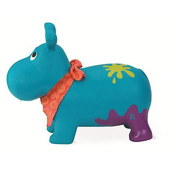 B. saltarin inflatable hiccup uncy ing Hankpants (Garden , Games , Jumping Stilts)