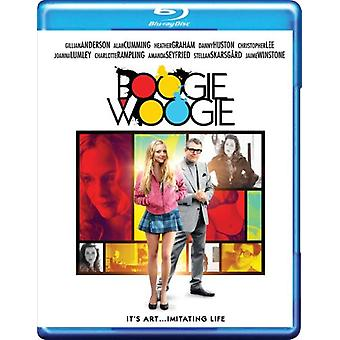 Boogie Woogie [BLU-RAY] USA import