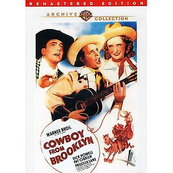 Cowboy From Brooklyn (Remastered) [DVD] USA import