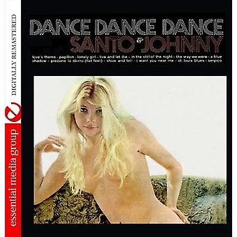 Santo & Johnny - Dance Dance Dance [CD] USA import