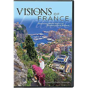 Visioner av Frankrike [DVD] USA import
