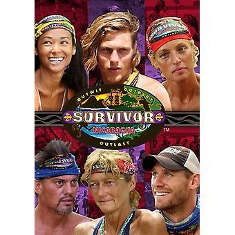 Overlevende: Nicaragua - sæson 21 [DVD] USA import