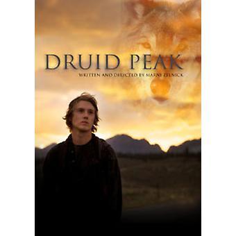 Druid Peak [DVD] USA import