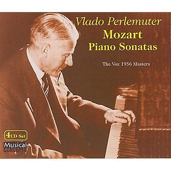 W.a. Mozart - Mozart: Piano Sonatas [CD] USA import