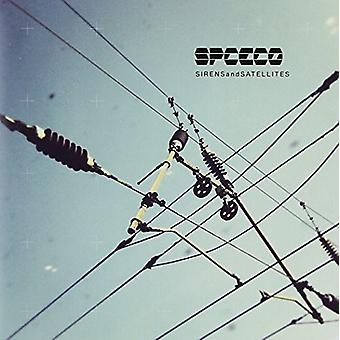 SPC Eco - sirener & satellitter [CD] USA import