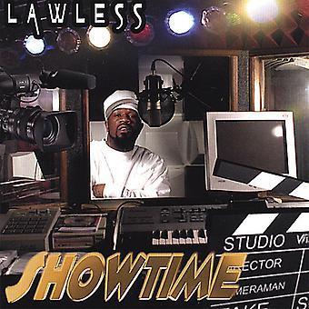 Lawless - Showtime [CD] USA import