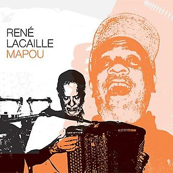 Rene Lacaille - Mapou [CD] USA import