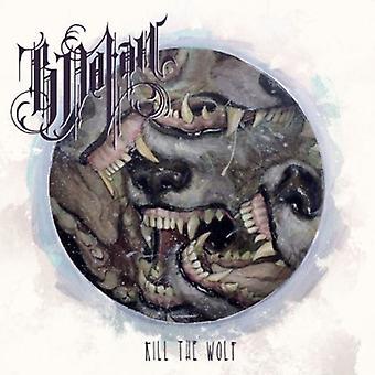 B. Dolan - dræbe ulven [CD] USA importen