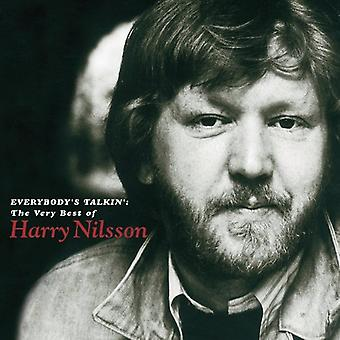Harry Nilsson - Everybody's Talkin': Very Best of Harry Nilsson [CD] USA import