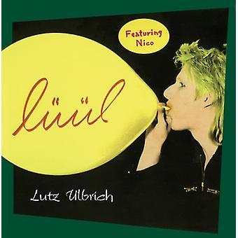Lutz Ulbrich - Luul [CD] USA importerer